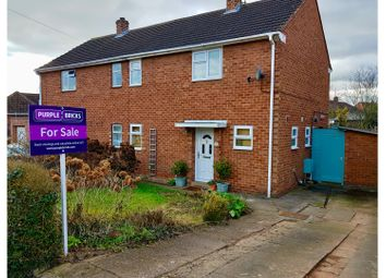 Thumbnail 3 bed semi-detached house for sale in Mortlake Avenue, Worcester