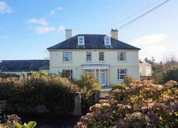 Thumbnail 9 bed detached house for sale in Lamellion Cross, Liskeard
