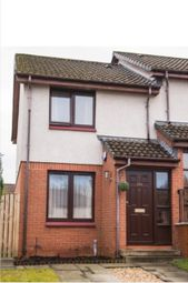 Thumbnail 2 bed semi-detached house for sale in Bulloch Crescent, Denny, Stirlingshire