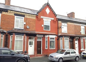 Thumbnail 1 bedroom terraced house to rent in Worthing Street, Manchester