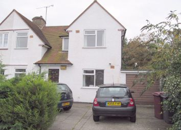 Thumbnail 4 bedroom semi-detached house to rent in Cressingham Road, Reading