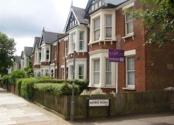 3 bed maisonette to rent in Milman Road, Queens Park, London NW6