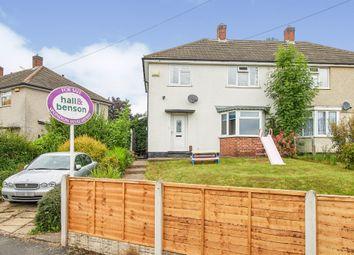Thumbnail 3 bed semi-detached house for sale in Hawkshead Avenue, Derby