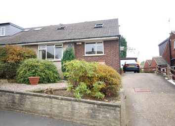 Thumbnail 3 bed semi-detached bungalow for sale in Healey Wood Road, Rastrick, Brighouse