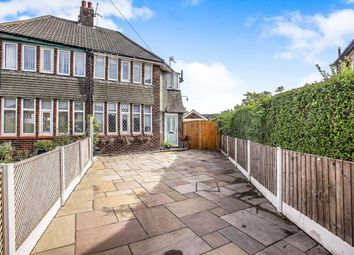 Thumbnail 3 bed semi-detached house for sale in Carleton Avenue, Fulwood, Preston, Lancashire