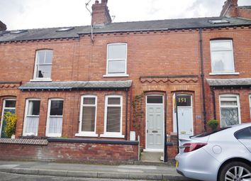 Thumbnail 2 bed terraced house for sale in Albemarle Road, South Bank, York