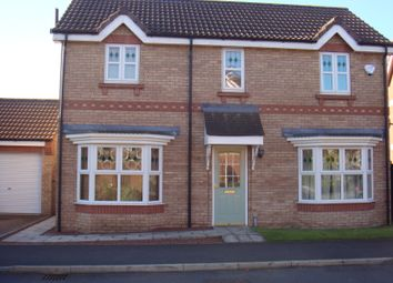 Thumbnail 3 bed detached house to rent in Heron Drive, Gainsborough