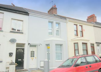 Thumbnail 3 bedroom terraced house for sale in Ferndale Avenue, Plymouth
