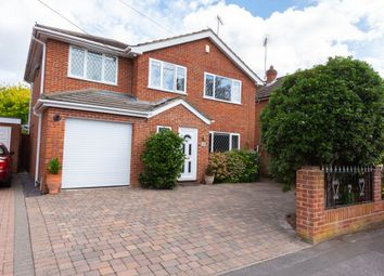 4 bed detached house for sale in Brinns Lane, Blackwater, Camberley GU17