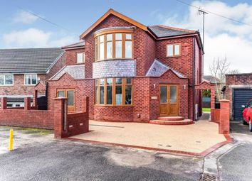 Thumbnail 5 bed detached house for sale in Southway, Droylsden, Manchester, Greater Manchester
