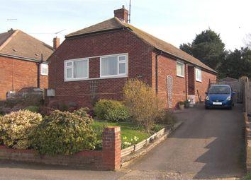 Thumbnail 2 bed detached bungalow for sale in Strode Park Road, Herne, Herne Bay, Kent