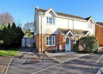 Thumbnail 3 bed semi-detached house for sale in Coed Mieri, Tyla Garw, Pontyclun, Rhondda, Cynon, Taff.