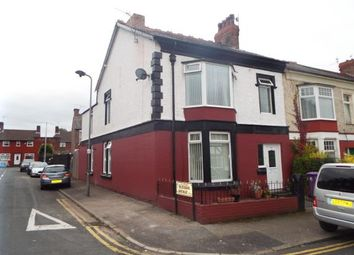 Thumbnail 4 bed terraced house for sale in Russian Drive, Liverpool, Merseyside, England