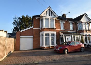 Thumbnail 3 bed property to rent in Cardigan Gardens, Goodmayes, Ilford