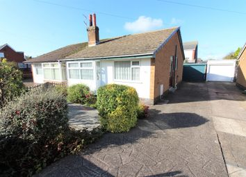 Thumbnail 2 bed bungalow for sale in Rosemount Avenue, Preesall, Lancashire FY60Ey