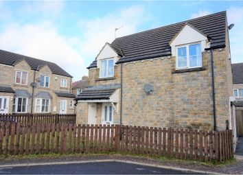 Thumbnail 1 bedroom flat for sale in West Dean Close, Bradford