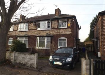 Thumbnail 3 bedroom semi-detached house for sale in Kingsway, Manchester, Greater Manchester