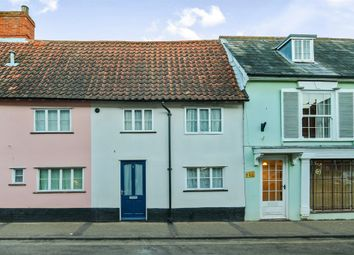 Thumbnail 3 bedroom cottage for sale in Market Place, Saxmundham