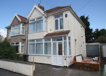 Thumbnail 3 bedroom semi-detached house for sale in Northville Road, Horfield, Bristol