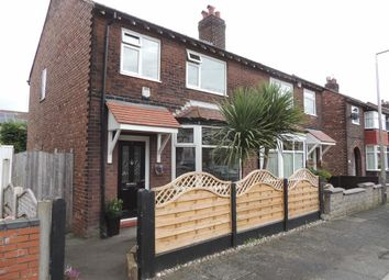 Thumbnail 3 bedroom semi-detached house for sale in Maxwell Avenue, Great Moor, Stockport