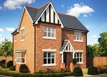 Thumbnail 4 bedroom detached house for sale in The Pastures Fleetwood Road, Wesham, Preston