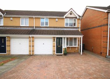 3 bed semi-detached house for sale in Cyclamen Grove, Darlington DL1