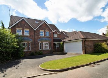 Thumbnail 6 bed property for sale in Armistead Way, Cranage, Crewe