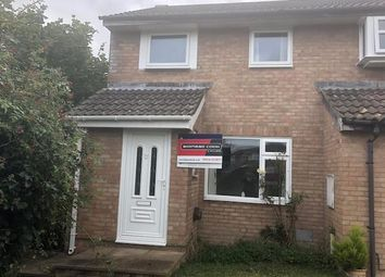 Thumbnail 3 bed semi-detached house for sale in The Woodlands, Brackla, Bridgend