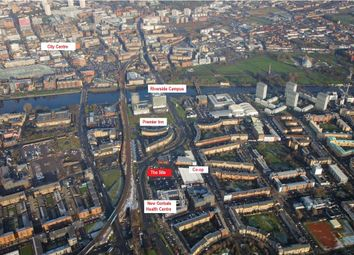 Thumbnail Land for sale in Crown Street, Glasgow, City Of Glasgow