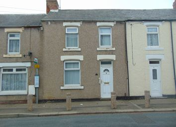 Thumbnail 3 bed terraced house for sale in Station Road West, Trimdon Colliery, Trimdon Station