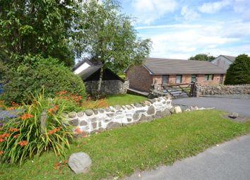 Thumbnail 3 bed detached bungalow for sale in Rhydargaeau, Carmarthen