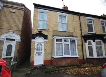 Thumbnail 4 bedroom shared accommodation for sale in Goddard Avenue, Hull, East Yorkshire