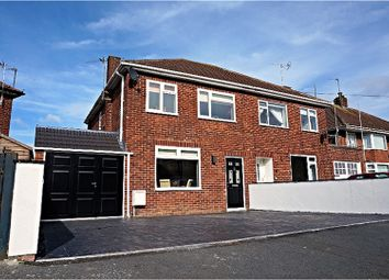 Thumbnail 3 bed semi-detached house for sale in Grisedale Close, Longlevens, Gloucester