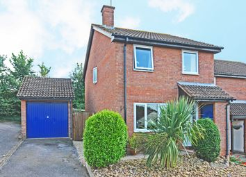 Thumbnail 3 bed end terrace house to rent in Hillcrest, Ottery St. Mary