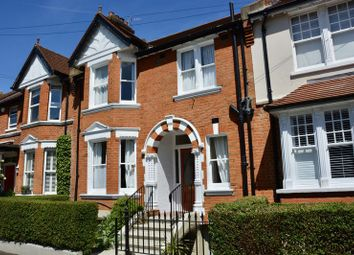 Thumbnail 3 bed terraced house for sale in Feltham Avenue, East Molesey