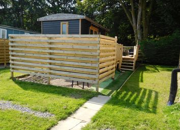 Thumbnail 1 bed mobile/park home for sale in Banwy Valley, Foel