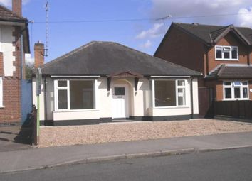 Thumbnail 2 bedroom bungalow for sale in New Street, Blaby, Leicester