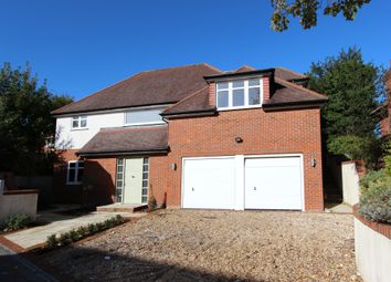 Thumbnail 4 bed detached house for sale in Albertine Close, Epsom