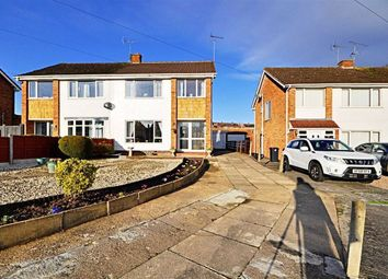 Thumbnail 3 bed semi-detached house for sale in Scafell Close, Worcester