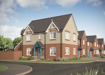 Thumbnail 3 bed detached house for sale in Burntwood Road, Norton Canes, Staffordshire