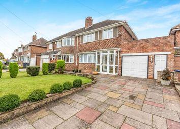 Thumbnail 3 bedroom semi-detached house for sale in Hollie Lucas Road, Kings Heath, Birmingham, West Midlands