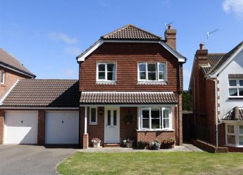 Thumbnail 4 bedroom detached house to rent in Clementine Avenue, Seaford