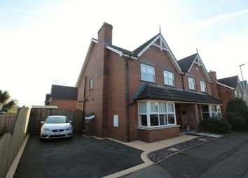 Thumbnail 3 bed semi-detached house for sale in Ardvanagh Drive, Conlig, Newtownards