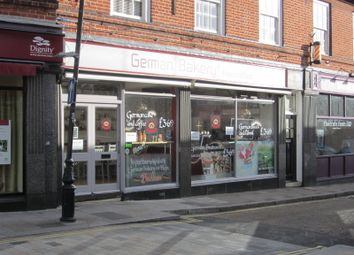 Thumbnail Retail premises to let in Water Lane, Twickenham