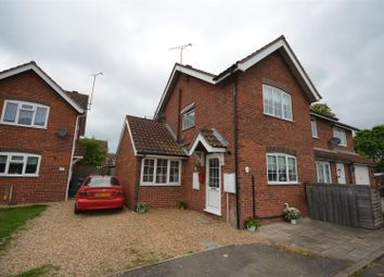 Thumbnail 2 bed semi-detached house for sale in Alderson Close, Aylesbury