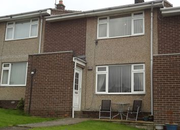 Thumbnail 2 bed terraced house for sale in Brierley Gardens, Otterburn, Newcastle Upon Tyne