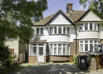 Thumbnail 3 bed semi-detached house for sale in St. Catherine's Road, London