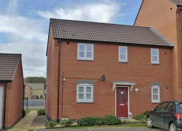 Thumbnail 1 bed maisonette for sale in Maresfield Road, Barleythorpe, Oakham