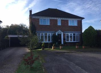 Thumbnail 4 bed detached house for sale in Colonels Way, Tunbridge Wells, Kent