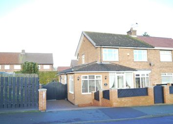 Thumbnail 3 bed semi-detached house for sale in Rowan Drive, Ponteland, Newcastle Upon Tyne
